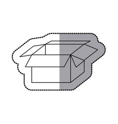 box open icon stock image vector image