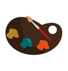 Paint or painting icon image vector