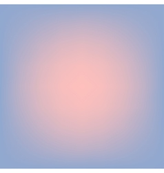 Rose Quartz Blue Serenity Gradient Background vector image