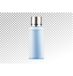 realistic package for cosmetic product vector image