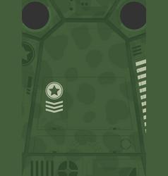 Sci-fi background design vector