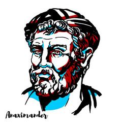 Anaximander vector