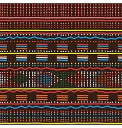 Multi colored pattern vector