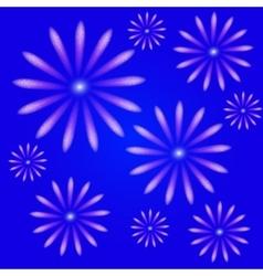 Simple daisy vector