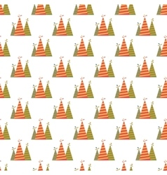 Party hat pattern seamless vector