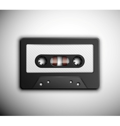 Audio tape vector image vector image