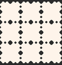 Polka dot pattern subtle dotted texture vector