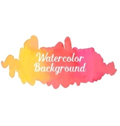 Watercolor Boho Background vector