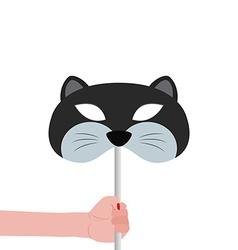 Puma Mask vector image