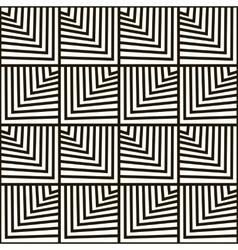 Seamless geometric pattern vector