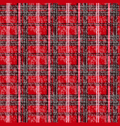 tartan plaid seamless pattern wallpaper vector image