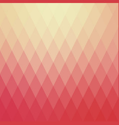 abstract background pattern rhombs vector image vector image