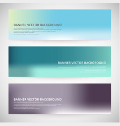flyer template header design banner design vector image