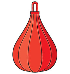 Boxing pear vector