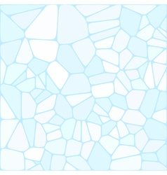 Ice abstract background vector