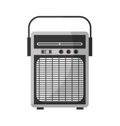 Isolated retro radio vector