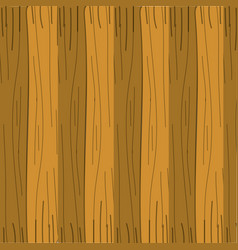 Nice wood background to decoration design vector