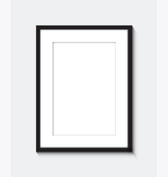 Picture frame border vector