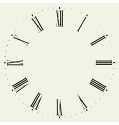 Vintage dial vector image vector image