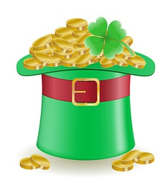 St Patricks day 02 vector image