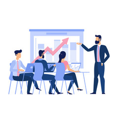 studebts at college classroom lecture vector image