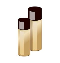 Two cosmetics vector