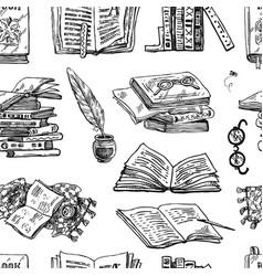 beautiful hand drawn set of vector image