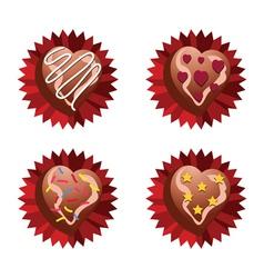Choco Love vector