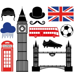 London vector image