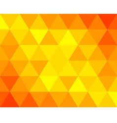 Orange tri vector