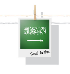Photo of saudi arabia flag vector