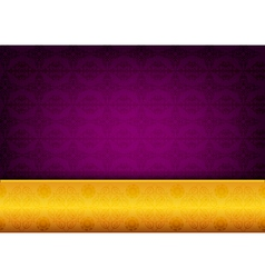 Purple abstract paper vector