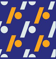 Slash dot seamless pattern vector