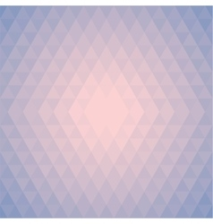 Pattern Background made of Triangles in trendy vector image
