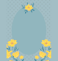 banner or invitation scrapbook vector image