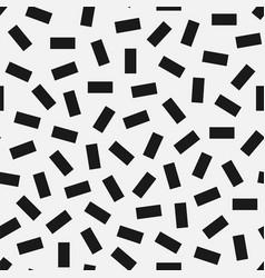 seamless simple pattern modern stylish vector image