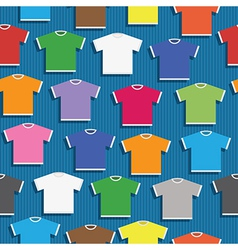 Tshirt pattern vector