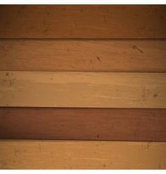 Wooden planks Texture vector image vector image