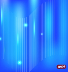 Abstract background with a glow vector