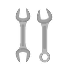 hammer construction tool device icon vector image