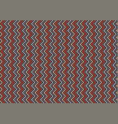 Zigzag geometric pattern mexican blanket seamless vector