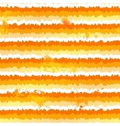Orange paint splash seamless pattern vector image