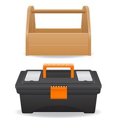 tool box 03 vector image vector image