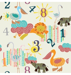 paper craft backgrounds vector image