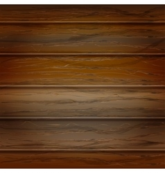 Brown wood texture Abstract background empty vector