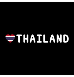 I love Thailand16 vector