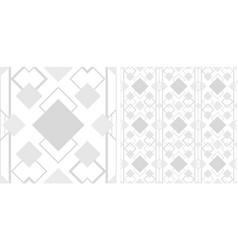 seamless pattern and result its vector image