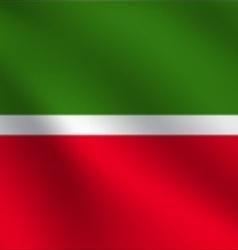 tatarstan flag royalty free vector image vectorstock