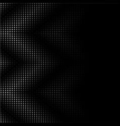 carbon dotted wave seamless pattern abstract vector image