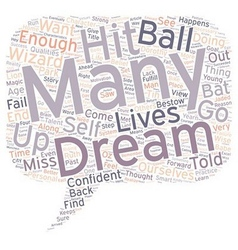 Off To See The Wizard text background wordcloud vector image